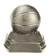 Bronze Basketball
