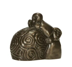 Celtic Stone Cutters Figure