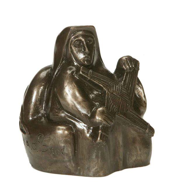 Saint Bridgid Figure