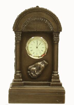 Road Bowling Clock large