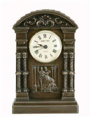 Bronze Wedding Clocks