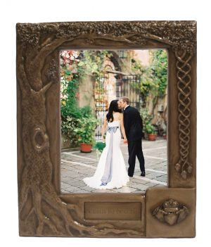 Wedding Picture Frame (portrait)