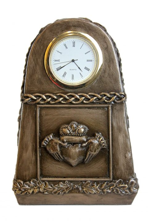 Bronze Wedding Clock