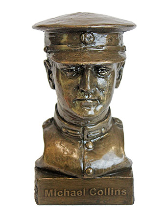 Michael Collins Bust